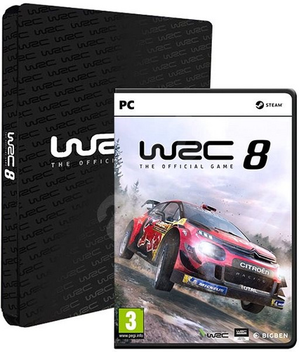 WRC 8 - Collectors Edition (Xone)