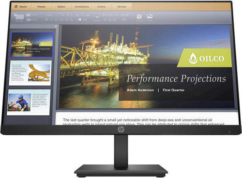HP ProDisplay P224 54,61 cm (21,5'') FHD VA 16:9 monitor