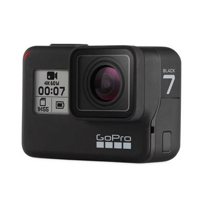 GOPRO HERO 7 BLACK kamera + ADVENTURE KIT