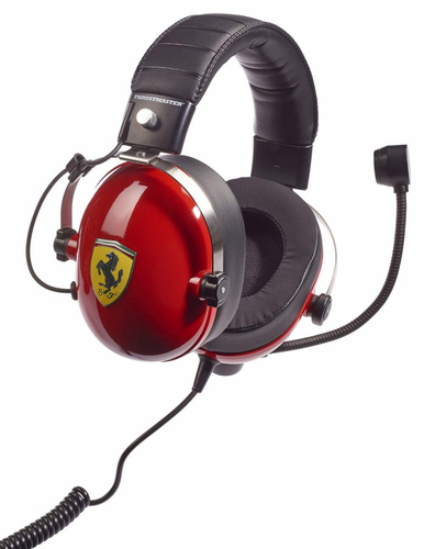 THRUSTMASTER T.RACING SCUDERIA FERRARI EDITION GAMING HEADSET MULTIFORMAT