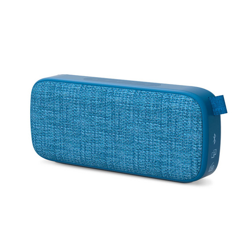 ENERGY SISTEM Fabric Box 3+ Trend Blueberry 6W Bluetooth/3,5mm microSD MP3 USB FM radio moder zvočnik