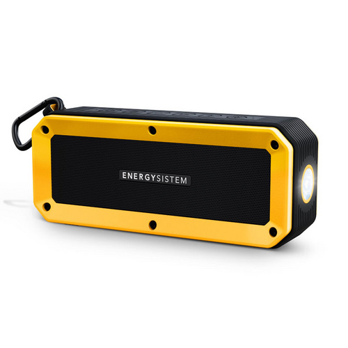 ENERGY SISTEM Outdoor Box Bike 10W Bluetooth/3.5mm microSD MP3 FM radio LED rumen zvočnik