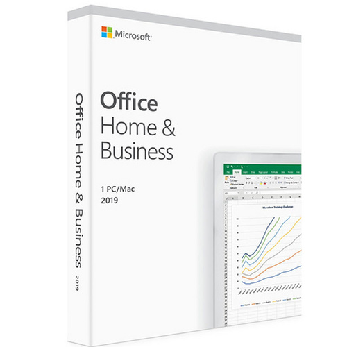 Microsoft Office 2019 Home & Business, FPP - slovenski (T5D-03212)