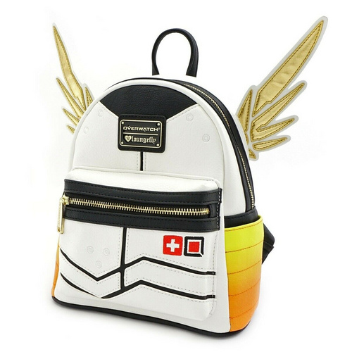 LOUNGEFLY OVERWATCH MERCY MINI, NAHRBTNIK
