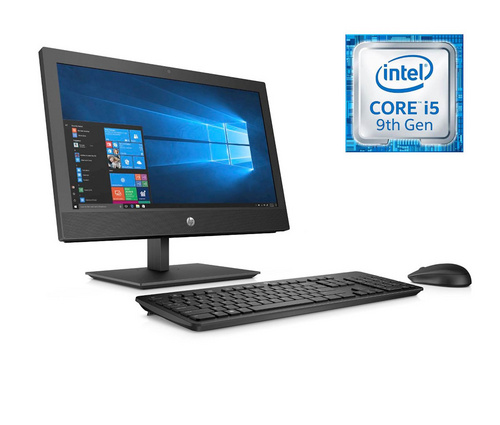 HP ProOne 400 G5 AiO i5-9500T/8GB/SSD 256GB/20''HD+ NT/HDMI/W10 Home računalnik