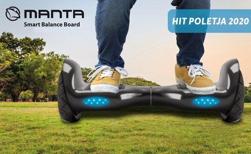 MANTA MSB002 COBRA Smart Balance Board 10''