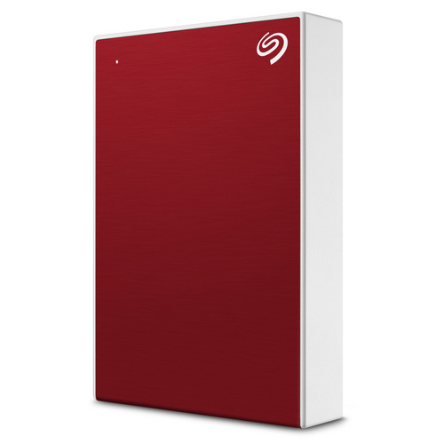 SEAGATE HDD External Backup Plus Portable (2.5'/5TB/USB 3.0) rdeč