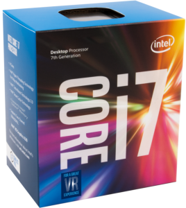 Intel Core i7 7700 BOX BX80677I77700 Kaby Lake procesor