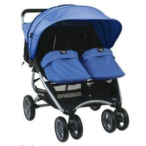Valcobaby snap duo strehica vogue opal blue / modra