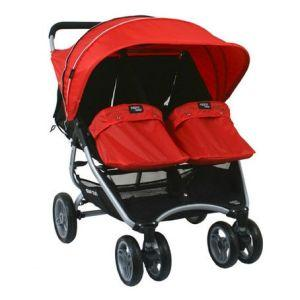 Valcobaby snap duo pokrivalo za noge vogue cherry red