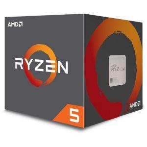 AMD Ryzen 5 1500X 3,5/3,7GHz 16MB AM4 65W Wraith Spire BOX procesor
