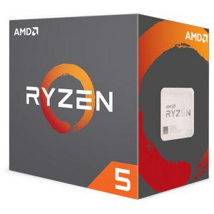 AMD Ryzen 5 1600X 3,6/4,0GHz 16MB AM4 95W WOF procesor