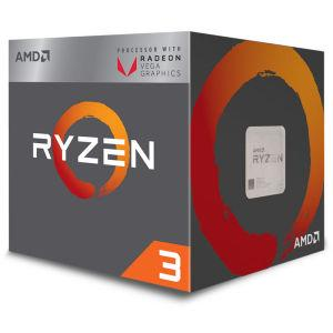 Amd Ryzen 3 2200G 3,5/3,7GHz 4MB AM4 65W Wraith Stealth BOX procesor