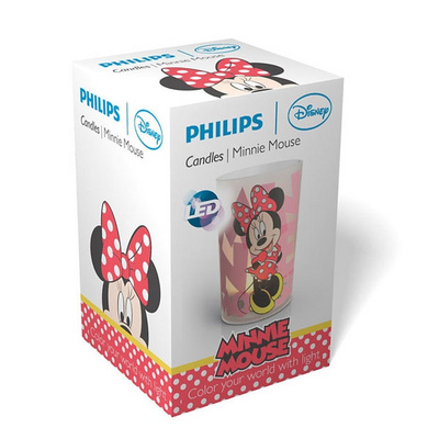 Philips 71711/31/16  minnie mouse LED dekorativna svečka