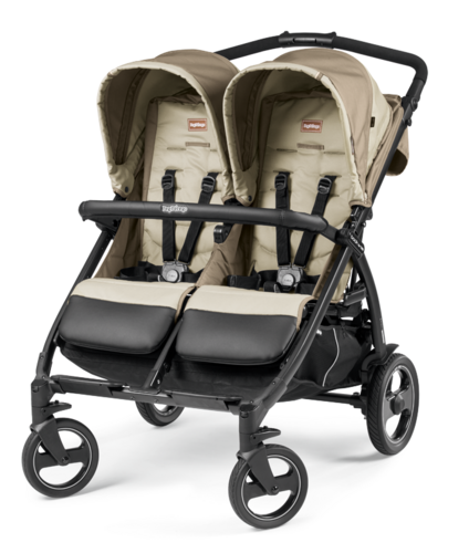 Peg Perego Book for Two Class Beige voziček