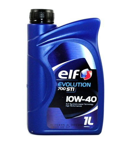 Olje Elf Evolution 700 STI 10W40 1L