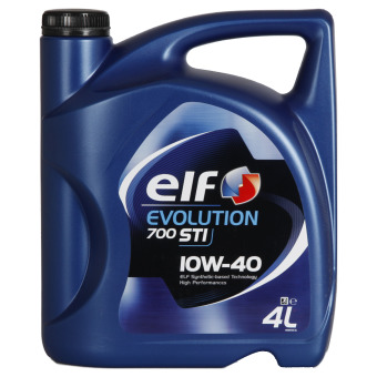 Olje Elf Evolution 700 STI 10W40 4L