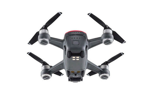 DJI DRON SPARK FLY MORE COMBO rdeč