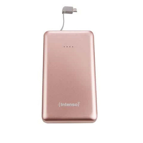 Intenso Powerbank S10000 SLIM, roza