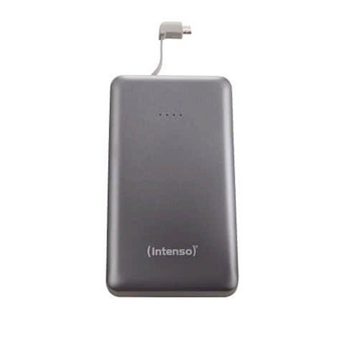 Intenso Powerbank S10000 SLIM, siva