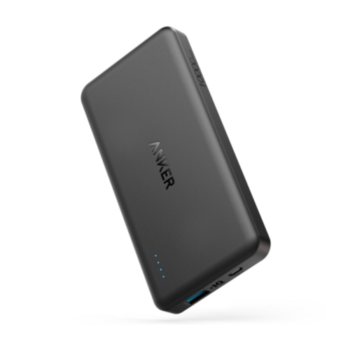 Anker PowerCore II Slim 10.000 mAh powerbank črn
