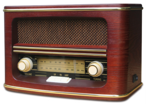 Camry CR1103 retro radio